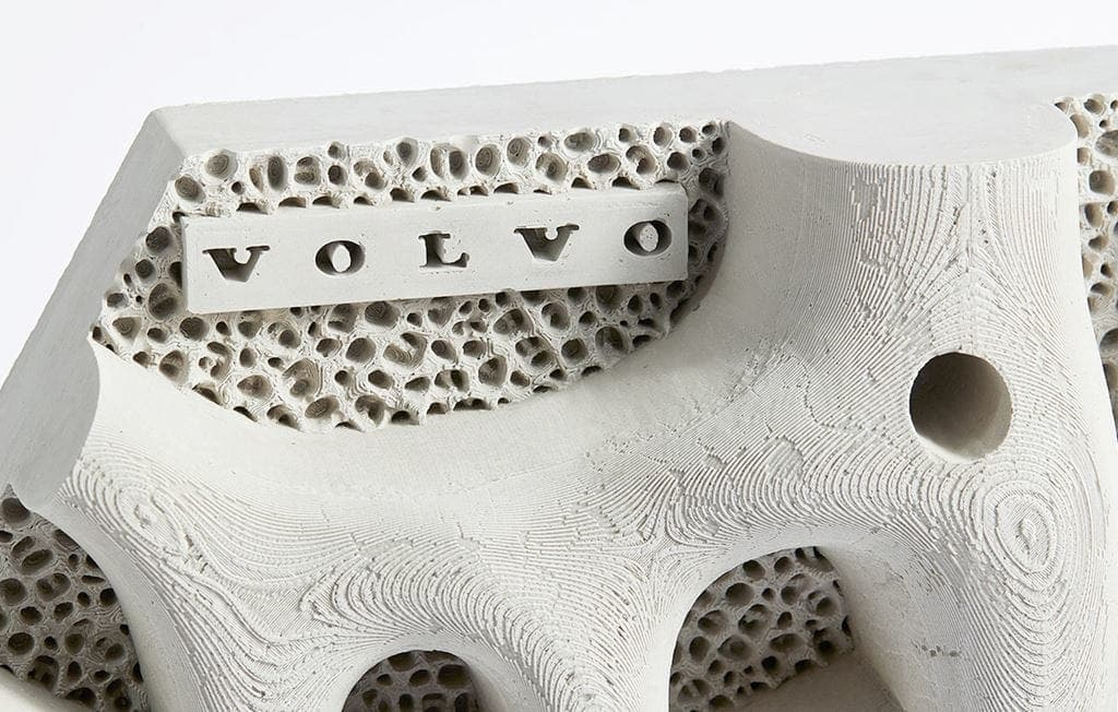 Volvo and Reef Design Lab develop 3D printed ocean reef!