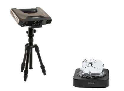 3D Scanning made easy with the EinScan Pro HD 3D Scanner